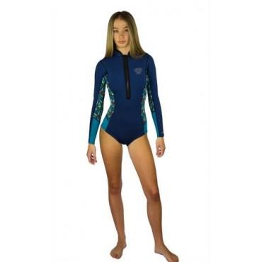 Shorty néoprène Reeflex INDI Bikini 1.5mm femme