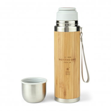 NORTHCORE Thermos Bambou