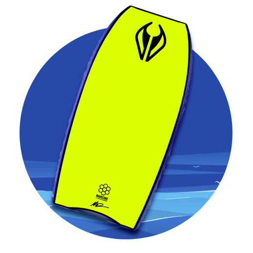 planches bodyboard